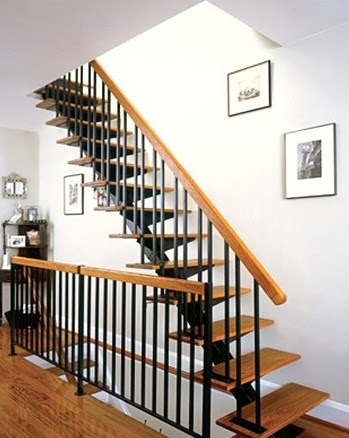 Làm cầu thang sắt giá rẻ tại tphcm