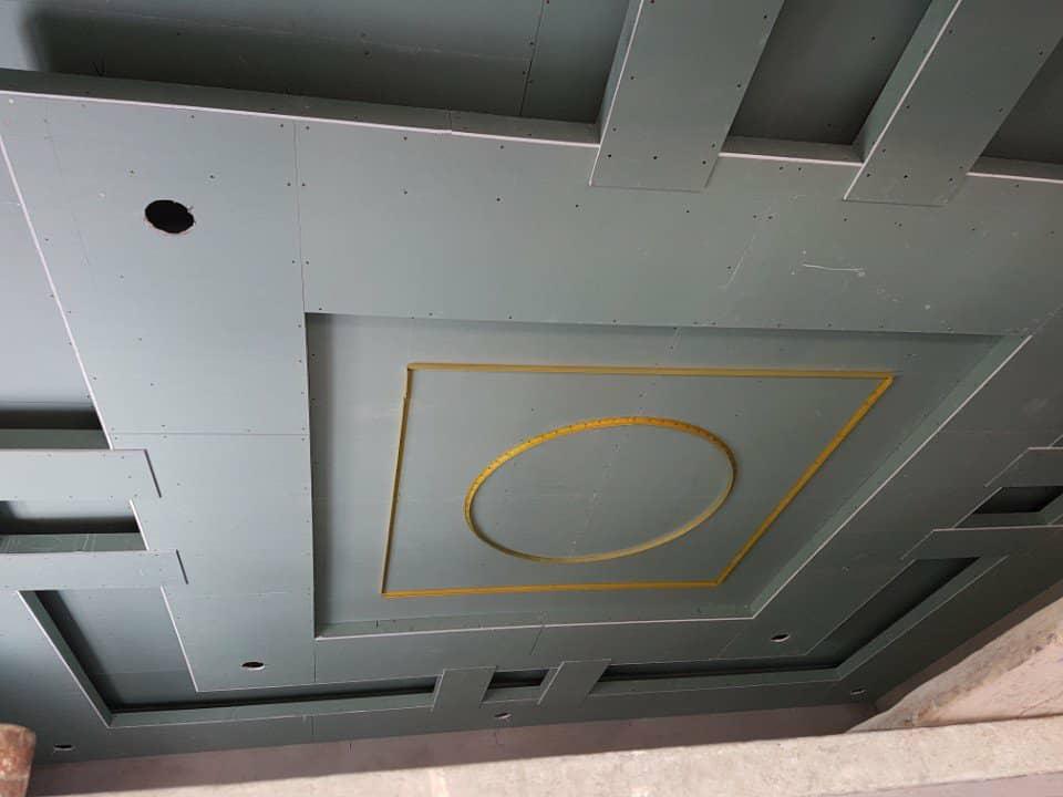 thợ sửa chữa trần thạch cao tại tphcm