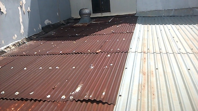 chống dột mái tôn hiệu quả tại tphcm