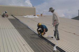 Chuyên sửa chữa mái tôn tại TpHCM