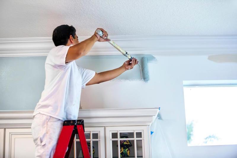 Dịch vụ sơn nhà ở tại tphcm