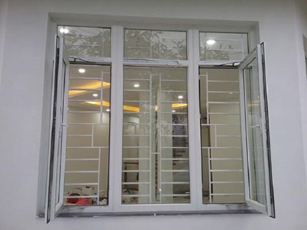 Cửa nhôm kính chống thấm nước mưa