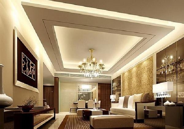 Trần thạch cao - Sự lựa chọn hoàn hảo cho mọi công trình