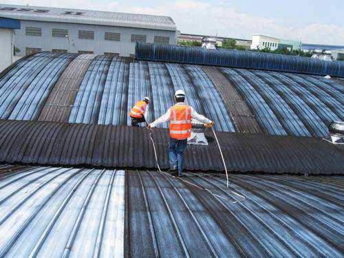 Thợ làm mái tôn tại TpHCM